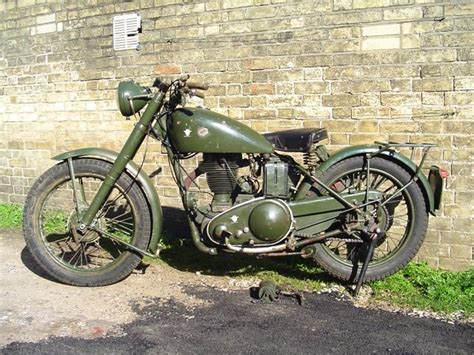22 Best Vintage Army Motorcycles Images On Pinterest