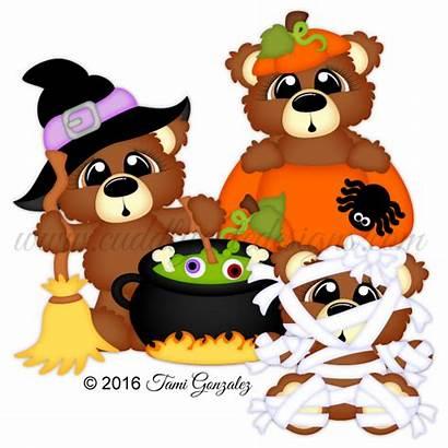 Halloween Door Decorations Bears Drawings Cuddlycutedesigns Holiday