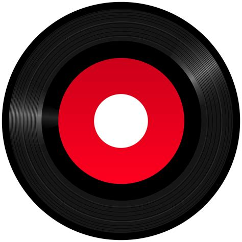 blank vinyl record clipart images gallery