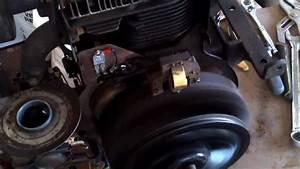 1967 Allis Chalmers B12 Engine