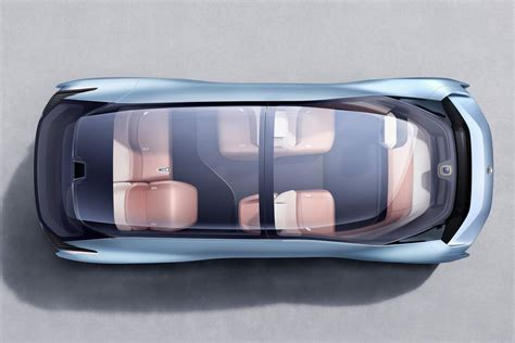 Autonomous car startup NIO unveiled its self-driving concept vehicle - The Verge