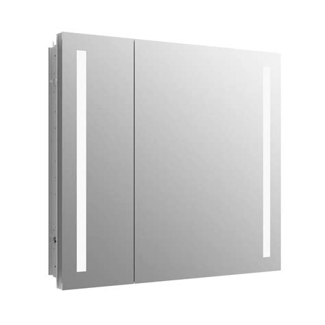 shop kohler verdera 34 in x 30 in rectangle recessed