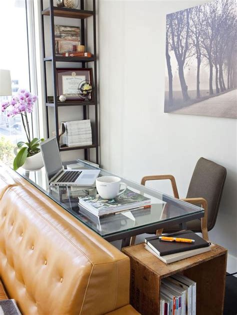 office desk in living room budget décor ideas here s how to cheap out on decorating