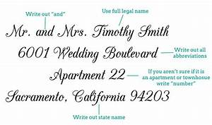 Wedding invitation address etiquette apartment number for How to address wedding invitations apartment numbers