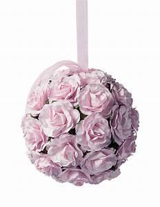 Boule De Rose : boule de roses en papier 11 cm d coration anniversaire et f tes th me sur vegaoo party ~ Teatrodelosmanantiales.com Idées de Décoration