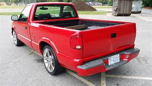 1994 Chevrolet S10 Pickup With 350 Sbc V8 Engine Swap 5