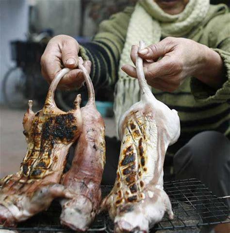 el precio de la carne de rata en camboya se dispara por la