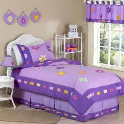 purple bedding for girls twin or full queen kids comforter