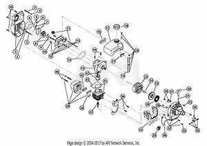 Mtd Y28 41cdy28g000  41cdy28g000 Y28 Parts Diagram For Engine