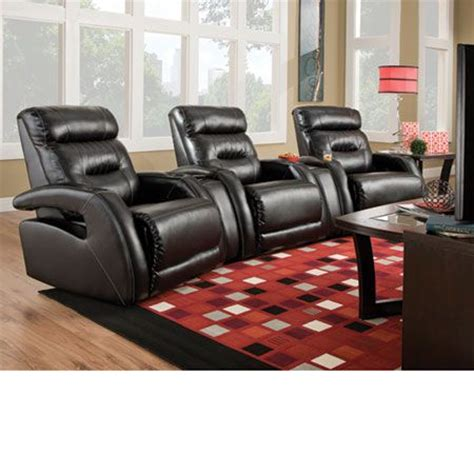 the dump furniture outlet power recliner home theater