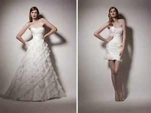 convertible wedding dresses 2011 style update on 2 in 1 With 2 in 1 convertible wedding dresses