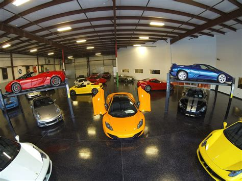 photo   week nice garage speedonline