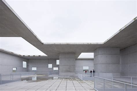 Zollverein School Of Mangement And Design In Essen by Zollverein School Of Management And Design Sanaa Archdaily