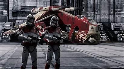Coruscant Stormtrooper Wars Star 4k Guard Guards