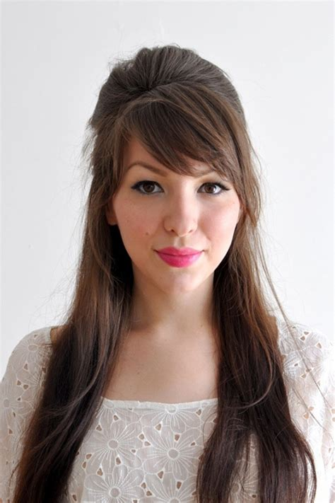 different styles of bangs for hair different types of haircut for hair different types 8623