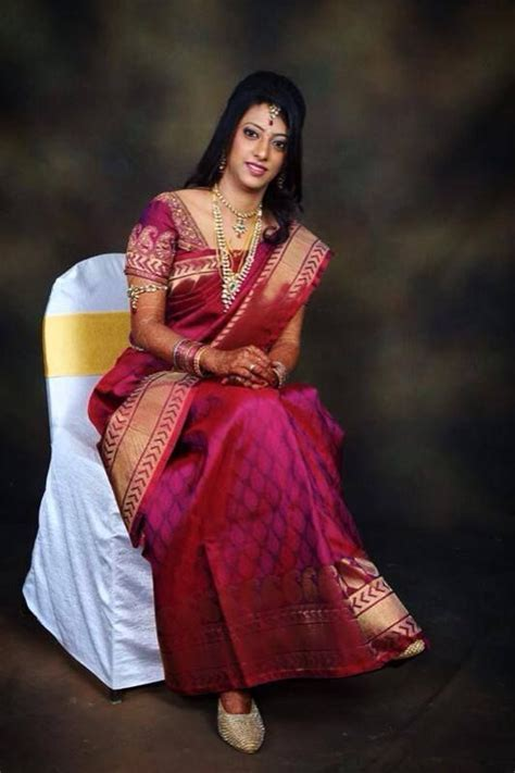 31 best images about Hindu wedding   hair, makeup and