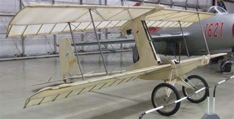 whing ding hovey usa ultralight airplane wood model
