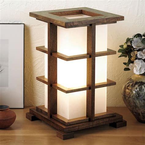 warm glow accent lamp woodworking plan  wood magazine