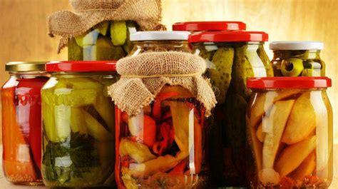 sarriette cuisine des légumes en bocaux maison qui se conservent un an et
