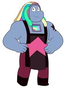 Steven Universe Bismuth