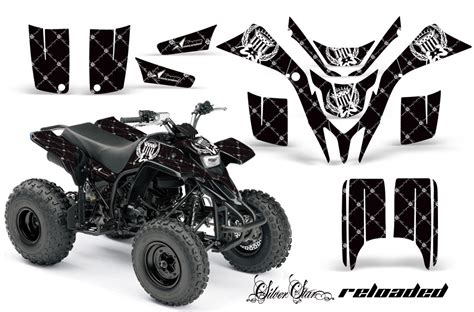 kit deco 200 blaster yamaha blaster 200 yfs200 atv graphic kit
