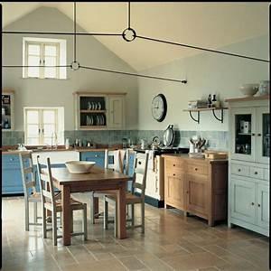Deco Cuisine Bistrot : cuisine bistrot lapeyre darty aviva noire rouge c t maison ~ Louise-bijoux.com Idées de Décoration