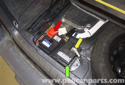 volvo late  battery replacement