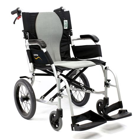 karman ergo flight tp 18 lbs ultralight transport wheelchair