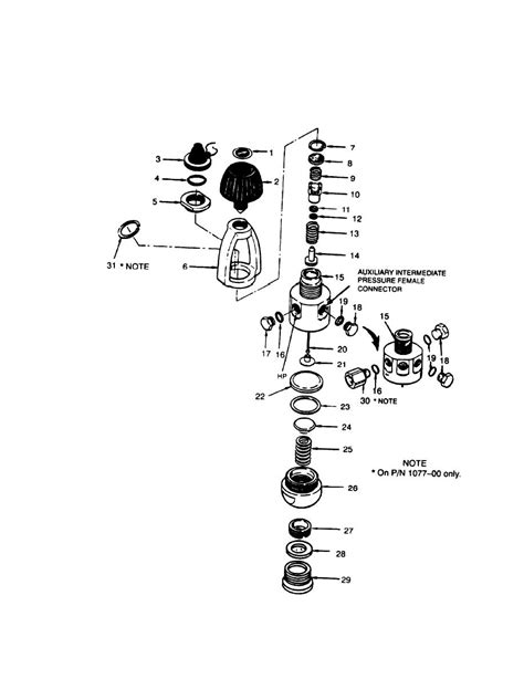 figure    stage regulator pn    pn