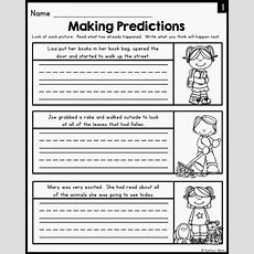 The Best Of Teacher Entrepreneurs Ii Making Predictions With Predictable Pictures And Stories