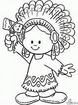 Coloring Kleurplaten Indiaan Kleurplaat Indianen Cowboy Coloriage Cowboys Indian Adult Coloriages Dessin Indien Indiens Totempaal Kinderen Indio Thanksgiving Yakari Mandala sketch template