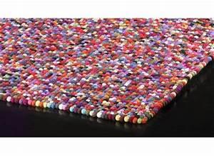 tapis 100 laine a point blanc sur fond noir tapis haut With tapis laine design