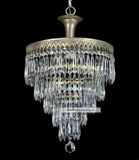 Vintage Chandelier by Benson S Bottega