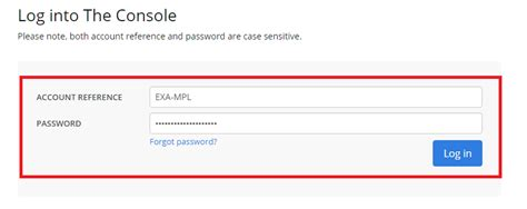 Office 365 Portal Forgot Password by 1 Log Into The Console If You Re Not Sure How To Do That