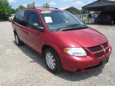 how to sell used cars 2004 dodge caravan navigation system sell used 2004 dodge grand caravan sxt in 1393 jackson pike gallipolis ohio united states