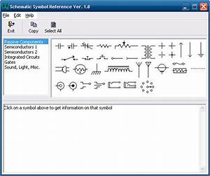 Education Softwares  Schematic Symbol Reference 1 0