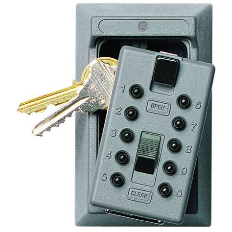 Lada Led Portatile by Kidde Permanent 5 Key Box With Pushbutton Combination Lock