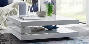 Couchtisch Ikea Weiß : couchtisch wei hochglanz quadratisch 132 ~ Frokenaadalensverden.com Haus und Dekorationen