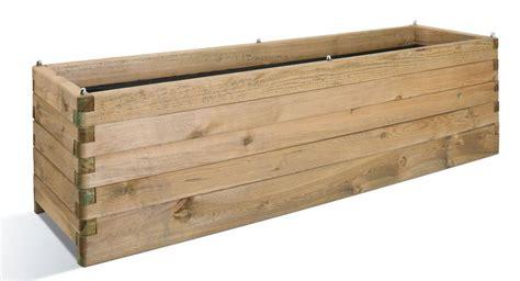 jardini 232 re bois rectangulaire jardipolys mod 232 le ol 233 a 224 prix mini