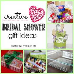 wedding gift ideas ideas for creative bridal shower gifts