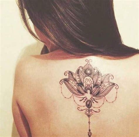 tatouage de tatouage fleur de lotus