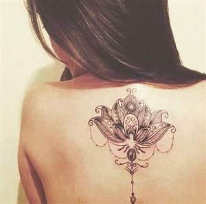 Fleur Lotus Tatouage : tatouage fleur de lotus ~ Mglfilm.com Idées de Décoration