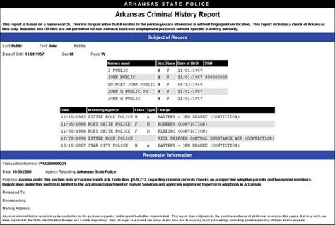 Check Criminal History Records What Does A Criminal Background Check System