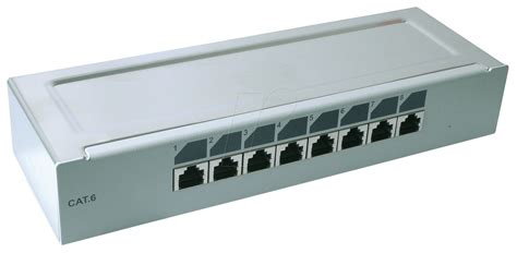 Patch Panel 6 by Patchpanel 8 6 Mini Patchpanel 8 Cat 6 1 He Bei