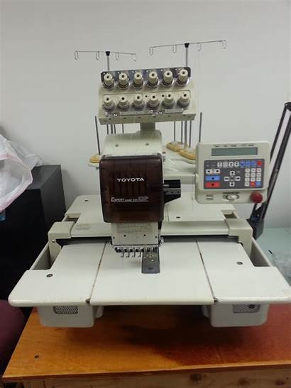 Embroidery Machine Toyota Needle Table Tajima Tmex