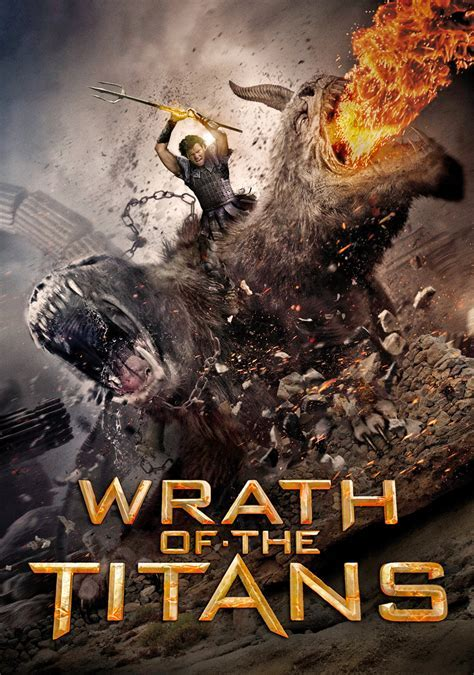 Wrath Of The Titans Movie Fanart Fanart Tv