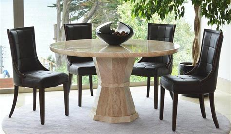 cream marble dining table marcello cream marble round 130cms dining table