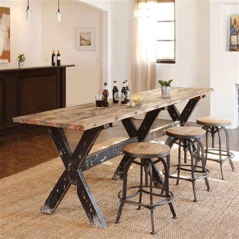 Narrow Dining Table by Best 25 Narrow Dining Tables Ideas On Narrow
