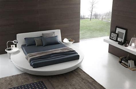 chambre adulte moderne design lit rond design pour la chambre adulte moderne en 36 idées