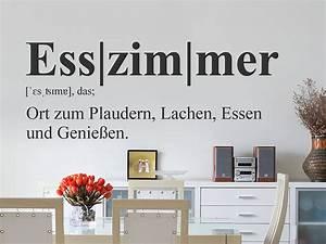 Wandtattoos Küche Esszimmer : wandtattoo esszimmer definition wandtattoo de ~ Watch28wear.com Haus und Dekorationen